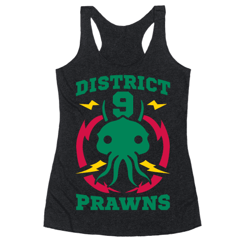 District 9 Prawns
