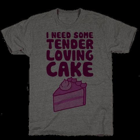 Tender Loving Cake