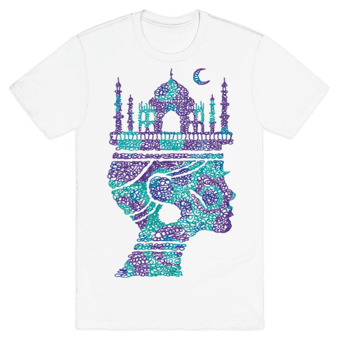 Taj Madame Mens T-Shirt