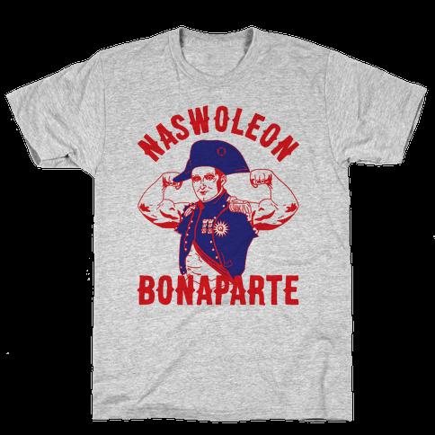 Naswoleon Bonaparte Mens T-Shirt