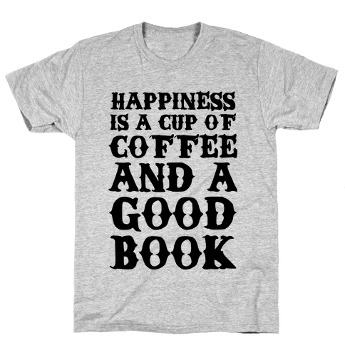 Happiness Definition Mens T-Shirt