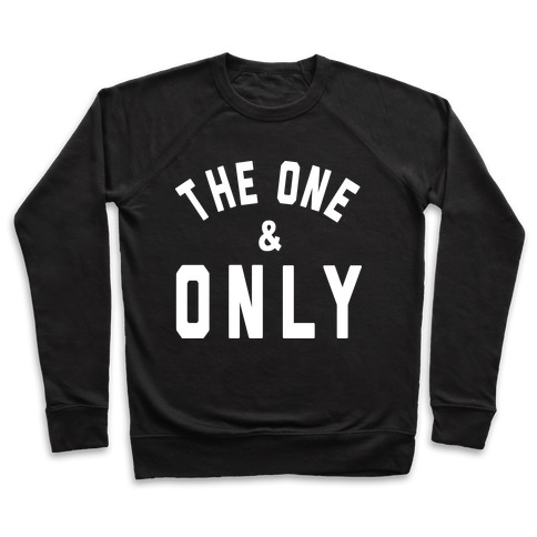 The One & Only Pullover