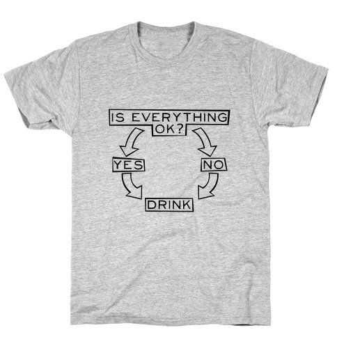 Is Everything Ok? T-Shirt