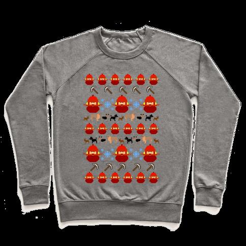 Yukon Cornelius Ugly Sweater Pullover