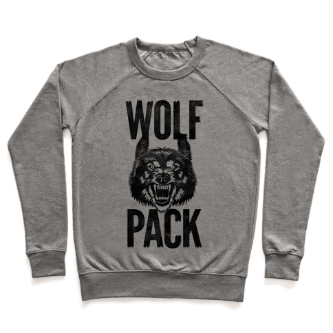 Wolf Pack Pullover