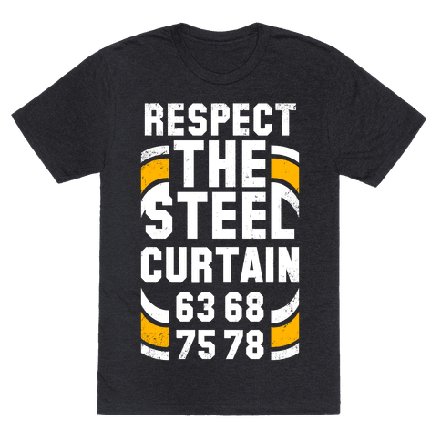 Steel Curtain (Vintage)