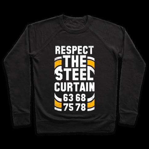 Steel Curtain (Vintage) Pullover