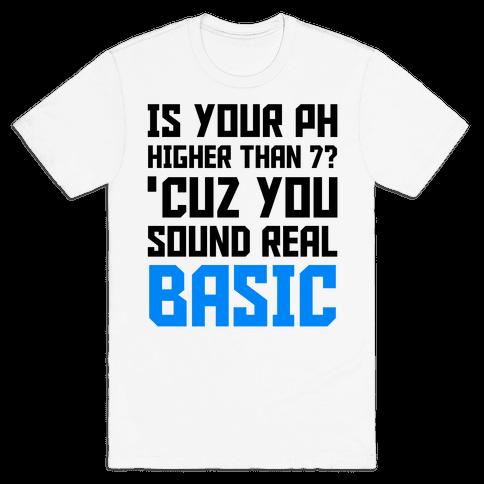Real Basic Mens T-Shirt