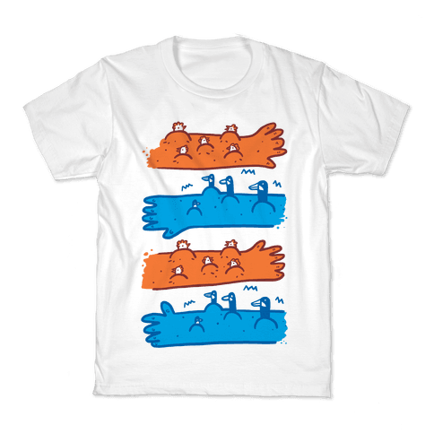 Goose Bumps and Chicken Pox Kids T-Shirt
