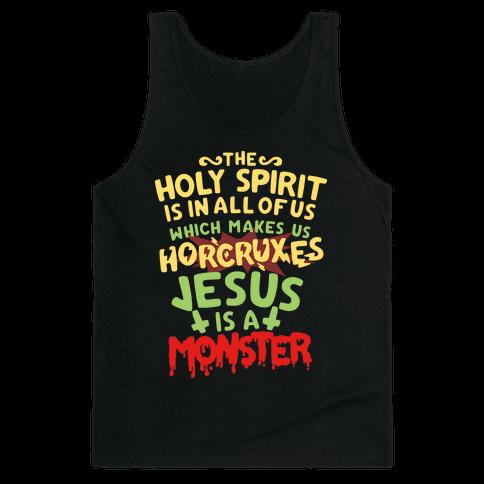 Holy Spirit Horcruxes Tank Top