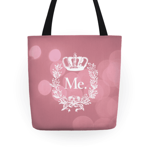 The Royal Me Tote