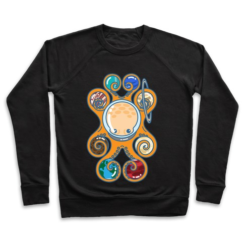 Astronoctopus Pullover