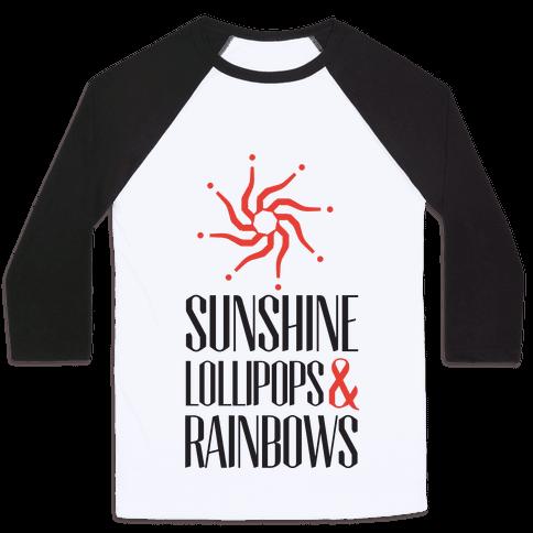 Sunshine Baseball Tee