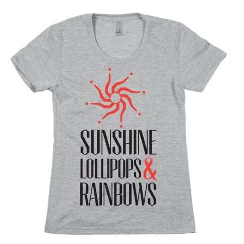 Sunshine Womens T-Shirt