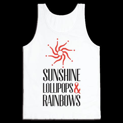 Sunshine Tank Top