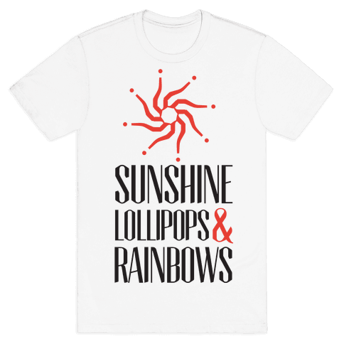 Sunshine Mens T-Shirt