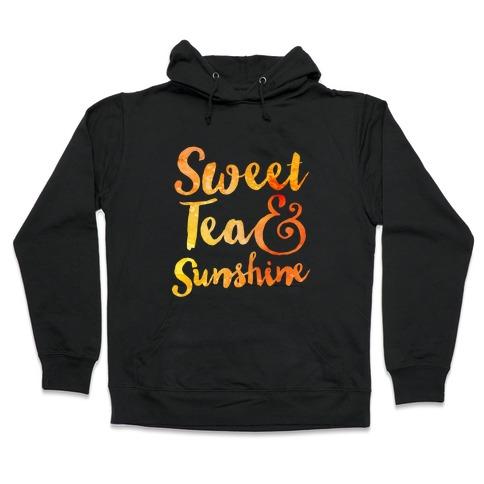 Sweet Tea & Sunshine Hooded Sweatshirt