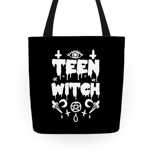 Teen Witch Tote
