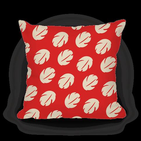 Ohana Hawaiian Themed Pillow