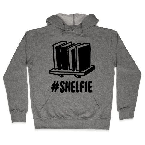 #Shelfie Hooded Sweatshirt