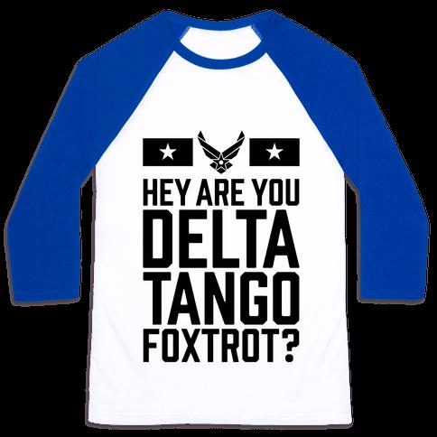 Delta Tango Foxtrot (Air Force)
