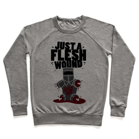 Just A Flesh Wound Pullover
