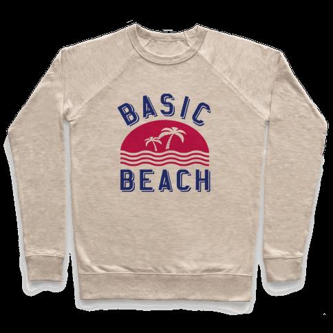 Basic Beach Pullover