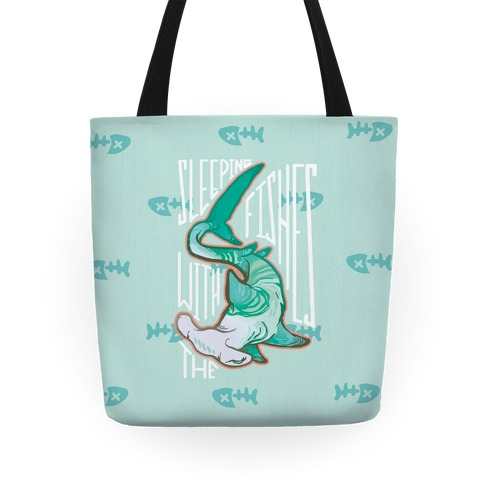 Sleeping With The Fishes Tote