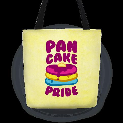 Pan Cake Pride Tote