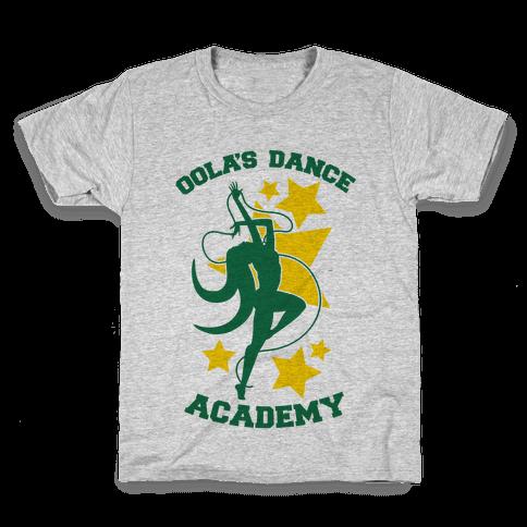 Oola's Dance Academy Kids T-Shirt