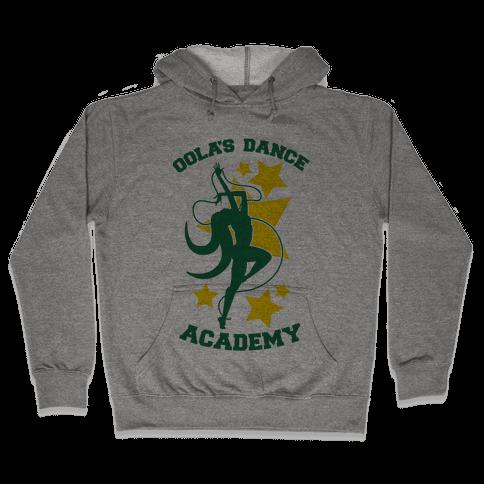 Oola's Dance Academy Hooded Sweatshirt