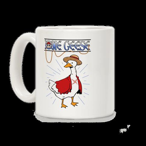 One Geese Coffee Mug
