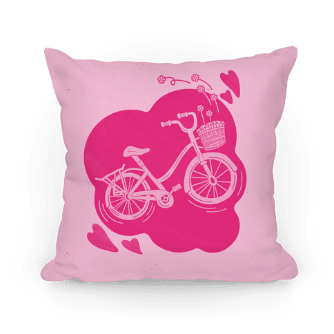 Pedal To The Metal Pillow
