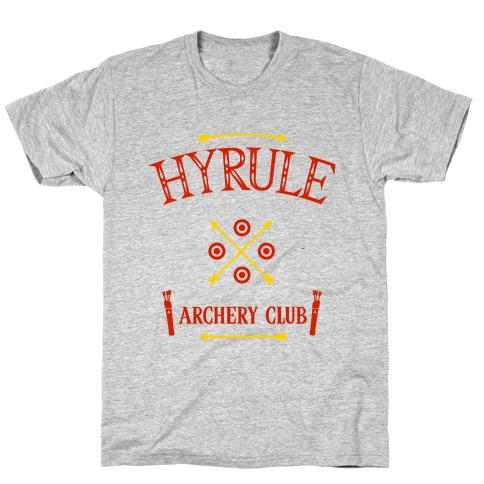 Hyrule Archery Club T-Shirt