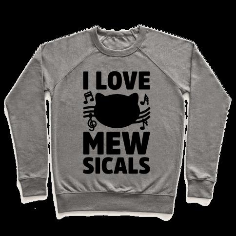 I Love Mewsicals