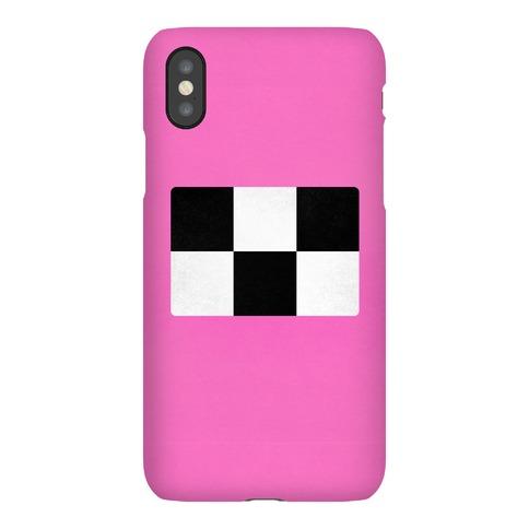 Yume Nikki Sweater Pattern Phone Case