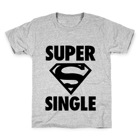 Super Single Kids T-Shirt