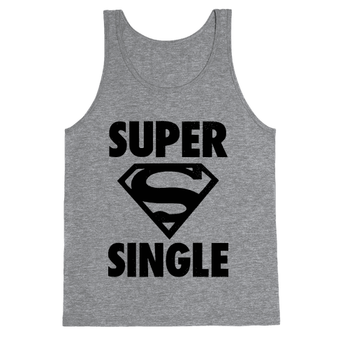 Super Single Tank Top