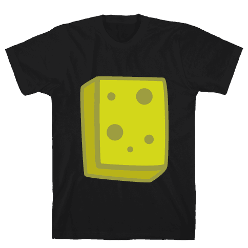 Sponge Mens T-Shirt