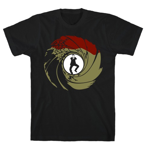 Dancing Bond  Mens T-Shirt