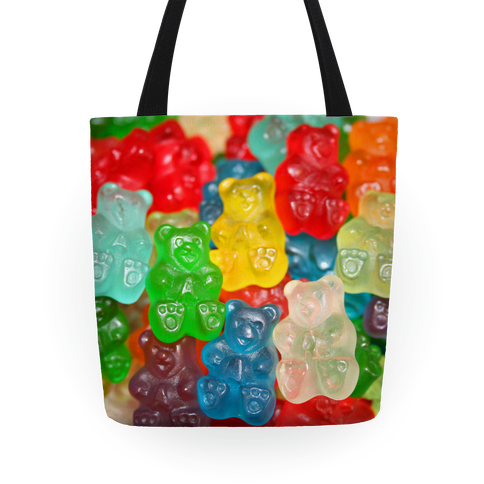 Gummy Bear Tote Tote