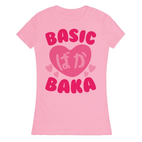 Basic Baka Womens T-Shirt