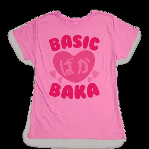 Basic Baka Womens T-Shirt