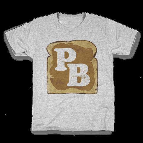 PB and J (Peanut Butter) Kids T-Shirt