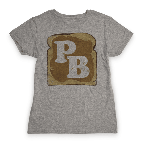 PB and J (Peanut Butter) Womens T-Shirt