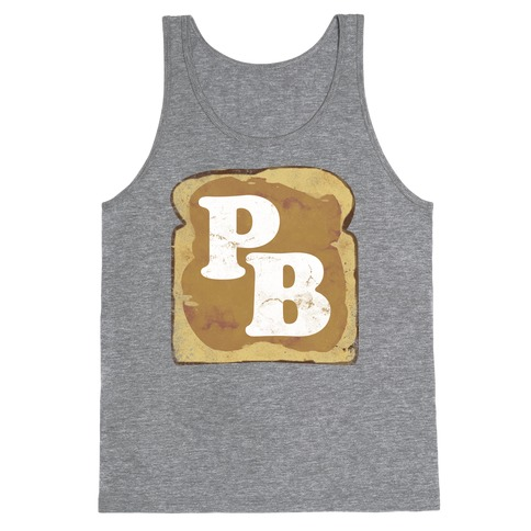 PB and J (Peanut Butter) Tank Top