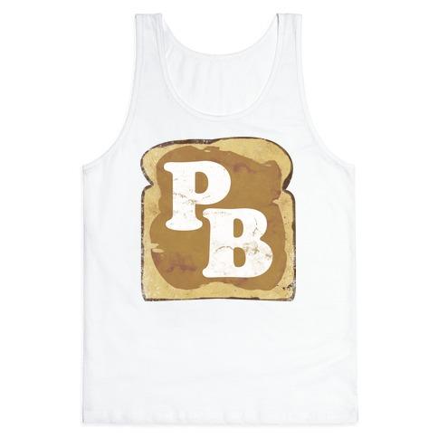 PB and J (Peanut Butter) Tank Top