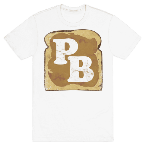 PB and J (Peanut Butter) Mens T-Shirt