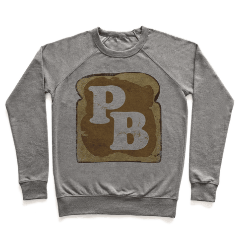 PB and J (Peanut Butter) Pullover