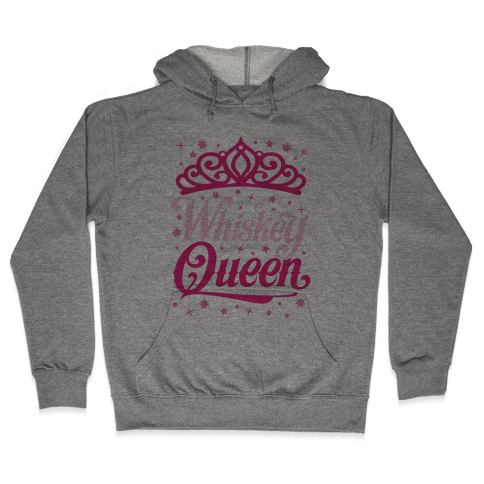 Whiskey Queen Hooded Sweatshirt